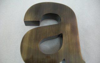 brunitura metalli Ragusa - oggetti di design in metallo